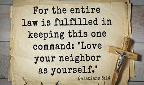 Galatians quote
